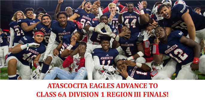 AHS Eagles on to Round 4