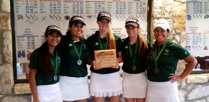 KPHS Varsity Girls Golf