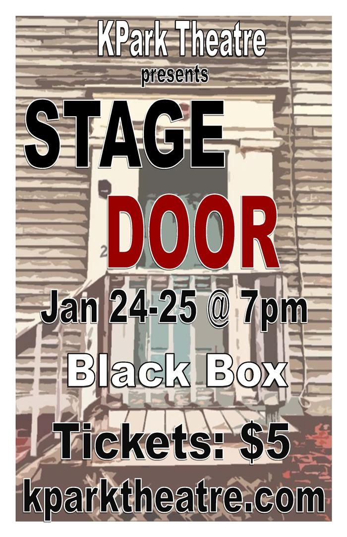 KPark Theatre Presents Stage Door Jan 24-25